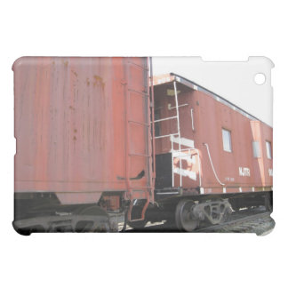 Red Train iPad Mini Cases