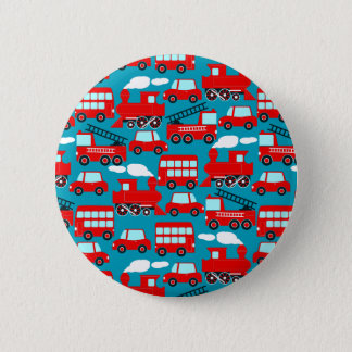 Red transport button