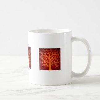 Red Tree Mug