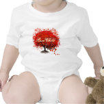 Red Tree Wedding T-Shirts, Gifts, Stickers & Favor