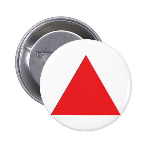 red triangle icon pin