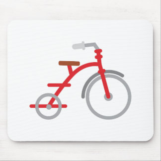 Red Trike Mouse Pad