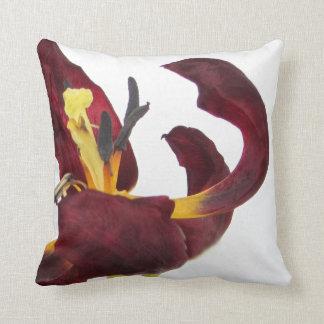 Red Tulip American Mojo Pillow Cushion