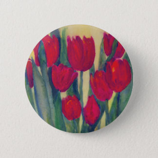 red tulip button