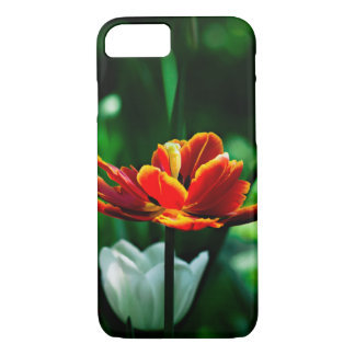 Red Tulip - His Majesty the King iPhone 8/7 Case