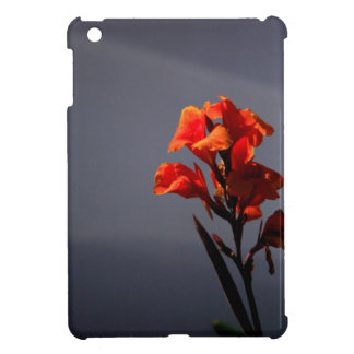 Red Tulip iPad Mini Case