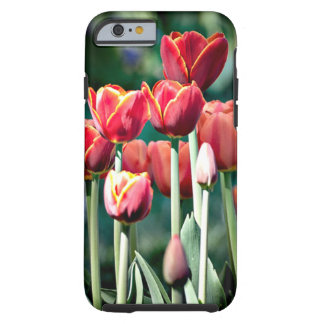 Red Tulip iPhone 6 shock absorbing liner Tough iPhone 6 Case