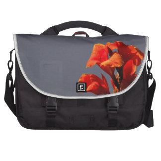 Red Tulip Laptop Bag