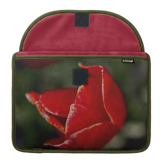 Red Tulip MacBook Pro Sleeve