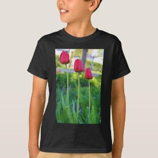 Red Tulip Photo T-Shirt