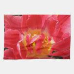 red tulip towels