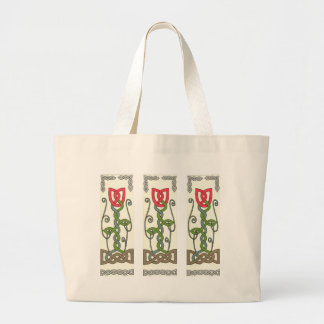 Red Tulips bag