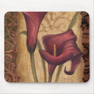 Red Tulips I Mouse Pad