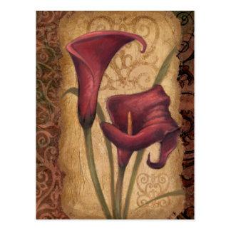 Red Tulips I Postcard