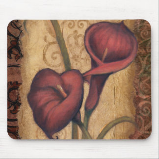 Red Tulips II Mouse Pad