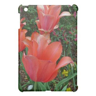 Red Tulips iPad Mini Cases