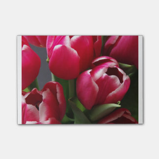 Red Tulips Post-it® Notes