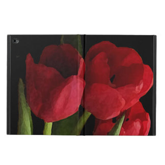 Red Tulips Powis iPad Air 2 Case