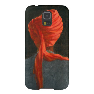 Red turban 2004 galaxy s5 cover