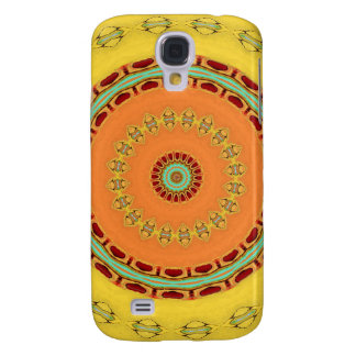 Red Turtle Mandala Galaxy S4 Cover