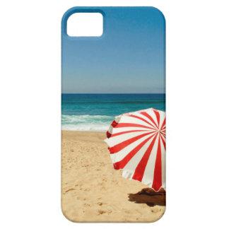 Red Umberella iPhone SE/5/5s Case