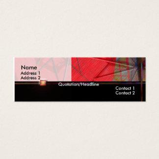 Red Umbrella 1 Profile Card