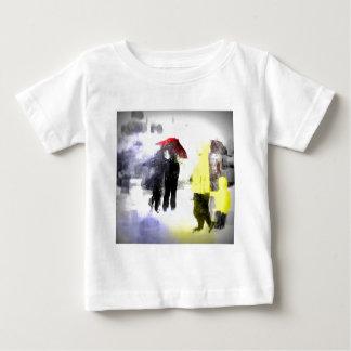Red Umbrella Baby T-Shirt