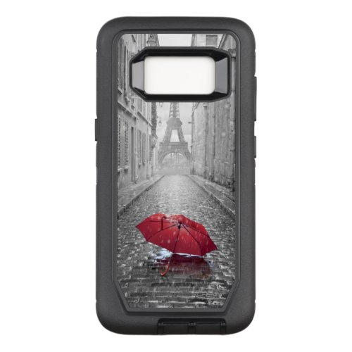 Red Umbrella Phone Case