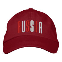 RED USA hat
