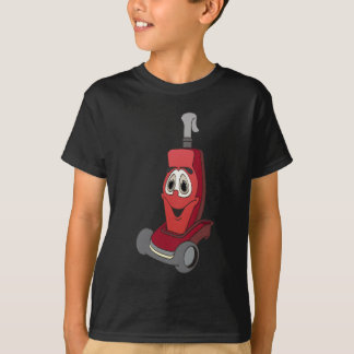 Red Vacuum Cleaner T-Shirt