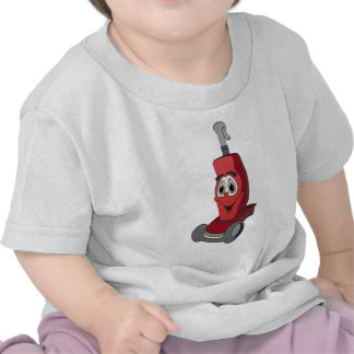 Red Vacuum Cleaner Tee Shirts