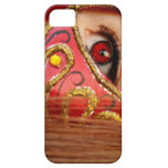 Red Vampire Masquerade iPhone 5 Covers