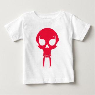 RED VAMPIRE SKULL BABY T-Shirt