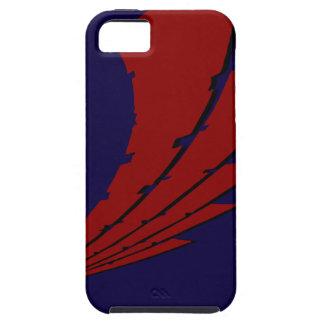 Red Veil Propaganda iPhone SE/5/5s Case