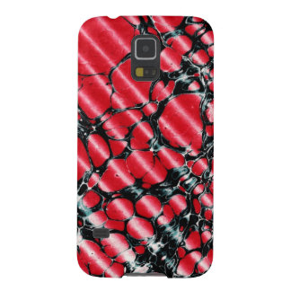 Red Vein Samsung Galaxy case Galaxy S5 Covers