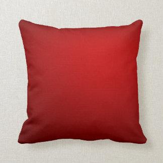 Red Velvet Cake Crushed Velvet Throw Pillow