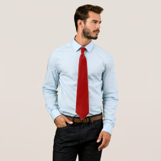 Red Velvet Cake Neck Tie