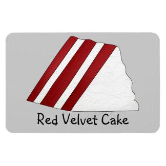 Red Velvet Cake Premium Magnet