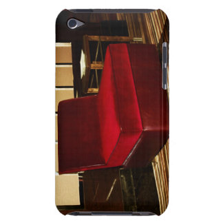 Red Velvet Chair Case-Mate iPod Touch Case