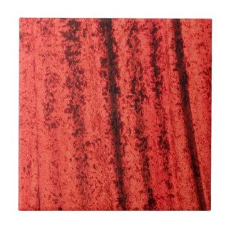 Red velvet design tile