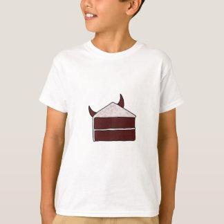 Red Velvet Devil Cake T-Shirt