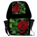 Red Velvet Messenger Bags