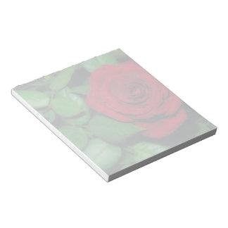 Red Velvet Notepad
