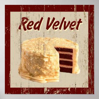 Red Velvet Poster