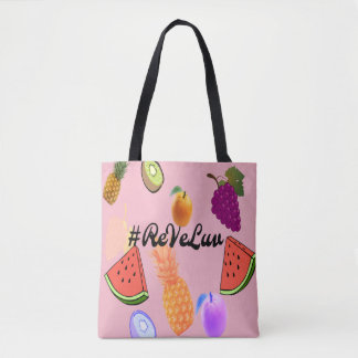 Red Velvet- ReVeLuv Tote bag 2