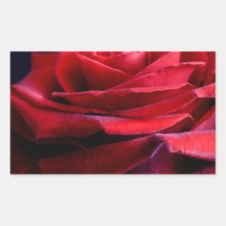 Red Velvet Rose Sticker