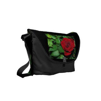 Red Velvet Small Messenger Bag