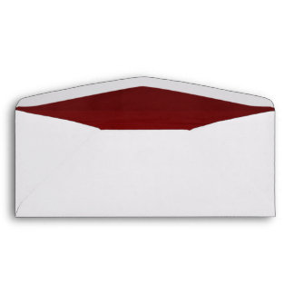 Red Velvet Texture #10 Envelope