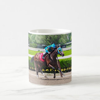Red Velvet wins the Jersey Girl Stakes Coffee Mug