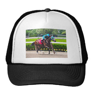 Red Velvet wins the Jersey Girl Stakes Mesh Hat